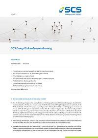 SCS Formblatt DE Einkaufsbedingungen V01 Seite 1