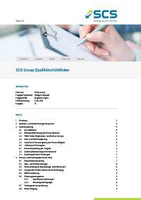 SCS Formblatt DE Qualitaetsrichtlinien